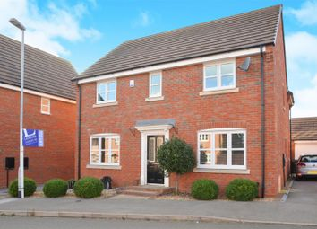 Thumbnail 4 bedroom detached house to rent in Cosby Drive, East Leake, Loughborough