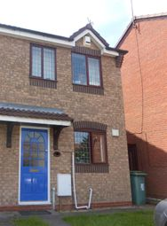 Thumbnail 2 bedroom semi-detached house to rent in Grand Junction Way, Walsall