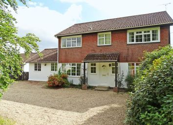Thumbnail 4 bed detached house for sale in East Woodyates, Salisbury