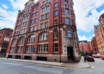 Thumbnail 1 bed flat to rent in Velvet House, Granby Village, Manchester
