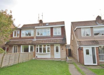 3 bed semi-detached house for sale in Pleasington Close, Prenton, Wirral CH43