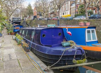 Thumbnail 1 bed property for sale in Blomfield Road, Little Venice