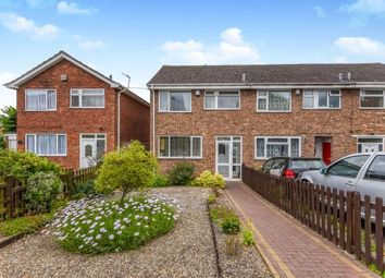 Thumbnail 3 bed end terrace house for sale in Frankley Lane, Northfield, Birmingham, West Midlands