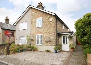 Thumbnail 3 bed semi-detached house for sale in Edward Road, London