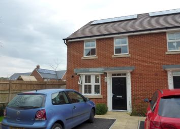 Thumbnail 3 bed semi-detached house to rent in Meadowcroft Close, Clanfield, Waterlooville