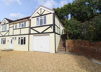Thumbnail 2 bed maisonette to rent in Sunray Estate, Sandhurst