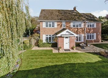 Thumbnail 5 bed detached house for sale in Hedsor Road, Bourne End, Buckinghamshire
