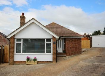 Thumbnail 3 bed bungalow for sale in The Close, Denton, Newhaven, East Sussex