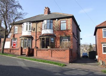 Thumbnail 3 bed semi-detached house for sale in The Gardens, Halifax