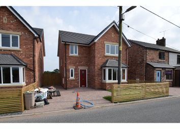 Thumbnail 4 bed detached house for sale in Stoneley Road, Crewe