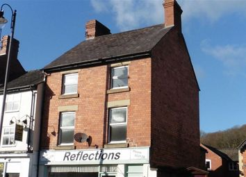 Thumbnail 2 bed flat to rent in 47A, Mount Street, Welshpool, Powys