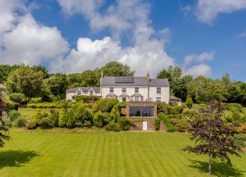 Thumbnail 6 bedroom detached house for sale in Vicarage Road, Blackawton, Totnes, Devon