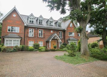Thumbnail 2 bedroom flat to rent in Gordon Road, Camberley