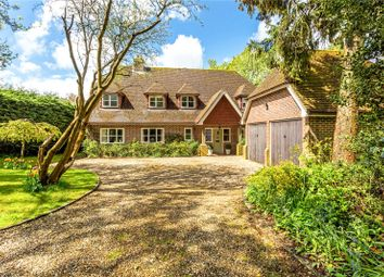 Thumbnail 5 bed detached house for sale in Pantings Lane, Highclere, Newbury, Hampshire