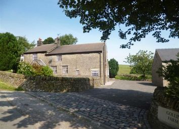 Thumbnail 4 bed detached house for sale in Quarnford, Buxton, Derbyshire