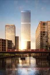 Thumbnail Studio for sale in Landmark Pinnacle, Docklands