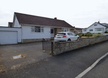 Thumbnail 2 bed bungalow for sale in Cliff Road, Worlebury, Weston-Super-Mare