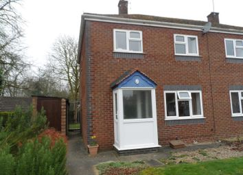 Thumbnail 2 bed semi-detached house to rent in Gleed Avenue, Donington, Spalding
