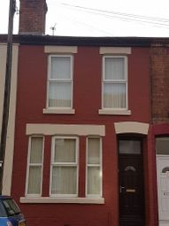 Thumbnail 2 bed property to rent in Claude Road, Anfield, Liverpool