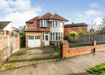 Thumbnail 4 bed detached house for sale in Manor Park Road, Castle Bromwich, Birmingham