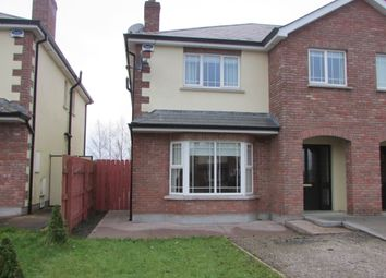 Thumbnail 4 bed semi-detached house for sale in 80 Alderwood, Carrickmacross, Monaghan