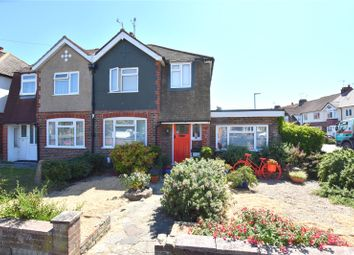 3 bed semi-detached house for sale in Grand Avenue, Lancing, West Sussex BN15