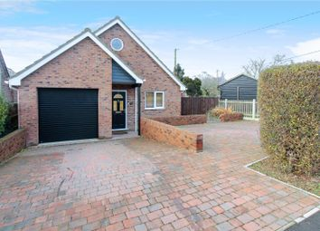 Thumbnail 4 bedroom detached house for sale in Church Road, Cantley, Norwich
