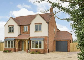Thumbnail 4 bed detached house for sale in Croft Lane, Temple Grafton, Alcester