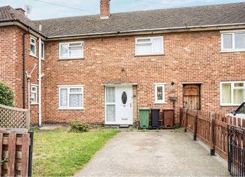 Thumbnail 3 bed terraced house for sale in Gracedieu Road, Loughborough
