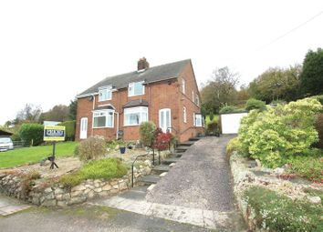 Thumbnail 3 bedroom semi-detached house for sale in Mow Cop Road, Mow Cop, Stoke-On-Trent