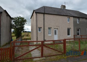 Thumbnail 2 bed semi-detached house to rent in Allison Street, Carstairs Junction, Lanark