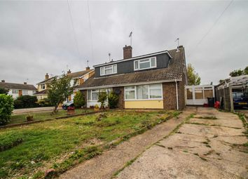 Thumbnail 3 bed semi-detached house for sale in Manfield Gardens, St. Osyth, Clacton-On-Sea