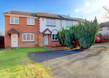 Thumbnail 2 bed terraced house for sale in Falcon Road, Longton, Stoke-On-Trent