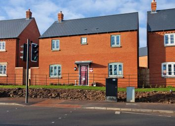 Thumbnail 3 bed detached house for sale in Carpenter's Place, Brackley