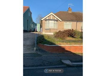 Thumbnail 2 bed bungalow to rent in Church Road, Northolt