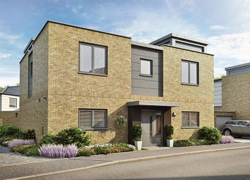 Thumbnail 4 bedroom detached house for sale in Hollow Lane, Canterbury