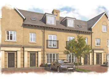 Thumbnail 4 bed terraced house for sale in Portland Gardens, Marlow, Buckinghamshire