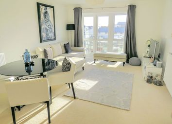 Thumbnail 2 bed flat for sale in James Avenue, Peterborough