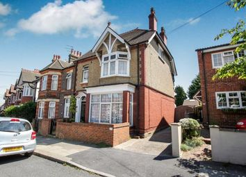 Thumbnail 3 bedroom flat for sale in Tennyson Road, Luton, Bedfordshire