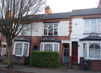 Thumbnail 3 bedroom terraced house to rent in Beaconsfield Road, Leicester