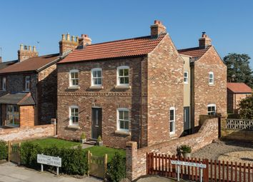 Thumbnail 4 bed detached house for sale in Strensall Road, Huntington, York