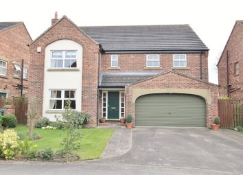 Thumbnail 5 bedroom detached house for sale in Vine Gardens, Bubwith, Selby
