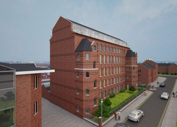 Thumbnail Studio for sale in Regency Suites, Russell Street, Nottingham
