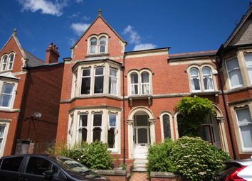 Thumbnail 2 bed flat to rent in Westville Road, Penylan, Cardiff