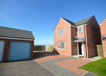 Thumbnail 3 bed detached house for sale in Sleeper Mill Drive, Workington, Cumbria