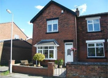 Thumbnail 3 bedroom end terrace house to rent in Denton Road, Bolton, Lancashire