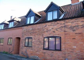 Thumbnail 2 bed mews house to rent in The Pot Yard, Farnsfield, Newark