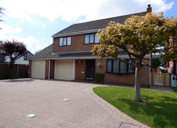 Thumbnail 5 bed detached house for sale in Cheviot Road, Hazel Grove, Stockport