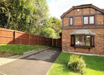 Thumbnail 3 bed semi-detached house for sale in Calderwood Close, Tottington, Bury, Lancashire