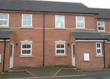 Thumbnail 2 bed terraced house to rent in Cater Street, Kempston, Bedford